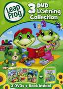 LeapFrog: 3 DVD Learning Collection (DVD) at Sears.com