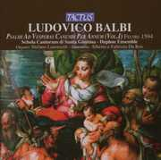 Ludovico Balbi: Psalmi ad Vesperas Canedi per Annum (Vol. 1) (CD) at Sears.com