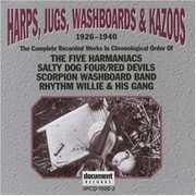 Harps Jugs Washboards & Kazoos 1926-1940 / Various (CD) at Sears.com