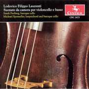Lodovico Filippo Laurenti: Suonate da camera per violoncello e basso (CD) at Sears.com