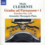 Muzio Clementi: Gradus ad Parnassum, Vol. 1 (CD) at Sears.com