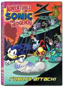 Adventures of Sonic the Hedgehog: Robots Attack! (DVD) at Kmart.com