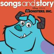 Songs & Story: Monsters Inc (CD) at Kmart.com
