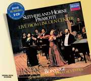 Live from the Lincoln Centre (CD) at Sears.com