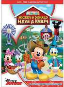 Mickey Mouse Clubhouse: Mickey & Donald Have a Farm (DVD) at Kmart.com