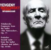 """Tchaikovsky: Fragments from the Ballet """"The Nutcracker"""", Op. 97; Prokofiev: Second Suite from the ballet """"Rom?o and J (CD) at Kmart.com"""