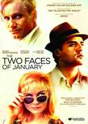 Two Faces of January , Kirsten Dunst
