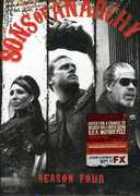 Sons of Anarchy: Season 4 (DVD) at Kmart.com
