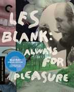 Criterion Coll: Les Blank: Always for Pleasure