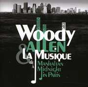 Woody Allen: La Musique de Manhattan ? Midnight in Paris (CD) at Kmart.com