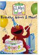 Elmo's World: Birthdays, Games & More! (DVD) at Sears.com