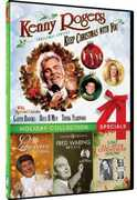 Kenny Rogers Christmas Special/Liberace Christmas/Fred Waring Music/USO All-Star Christmas Show (DVD) at Kmart.com