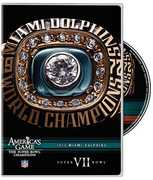 MIAMI DOLPHINS SUPER BOWL VII: NFL AMERICA'S GAME (DVD) at Kmart.com