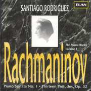 Rachmaninov: Piano Sonata No. 1; Thirteen Pr?ludes, Op. 32 (CD) at Kmart.com