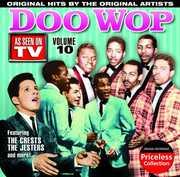 Doo Wop As Seen on TV 10 / Various (CD) at Sears.com