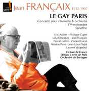 Jean Fran?aix: Le Gai Paris (CD) at Sears.com