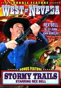 West of Nevada / Stormy Trails (DVD) at Sears.com