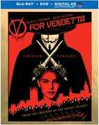 V for Vendetta (Blu-Ray + DVD + UltraViolet) at Kmart.com
