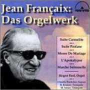 Jean Fran?aix: Das Orgelwerk (CD) at Sears.com
