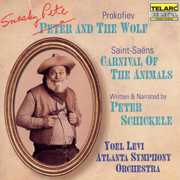 Peter Schickele: Sneaky Pete and The Wolf; Camille Saint-Sa?ns: Carnival of the Animals (CD) at Sears.com
