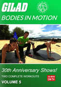 Gilad Bodies in Motion: 30th Anniversary Shows 5 , Gilad