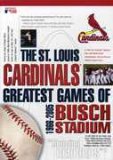 St. Louis Cardinals: Greatest Games of Busch Stadium 1966-2005 (DVD) at Kmart.com