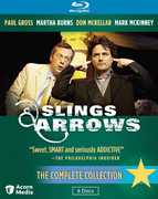 Slings & Arrows: The Complete Collection (Blu-Ray) at Kmart.com