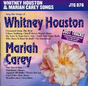 Karaoke: Whitney Houston - Mariah Carey / Var (CD) at Sears.com