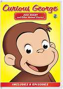Curious George: Zoo Night & Other Animal Stories (DVD) at Sears.com