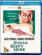 Susan Slept Here , Dick Powell