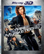Three Musketeers (2012) (3D) (3-D BluRay) at Kmart.com