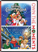 All Dogs Christmas Carol/A Christmas Carol (DVD) at Kmart.com
