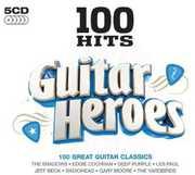 100 Hits: Guitar Heroes / Various (CD) at Sears.com