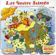 Vivaldi: Four Seasons (Conte Pour Enfants D'apres) (CD) at Sears.com