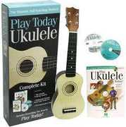 Play Ukulele Today Complete Kit: Play Ukulele (DVD) at Kmart.com