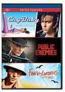 Cry-Baby/Public Enemies/Fear and Loathing in Las Vegas (DVD) at Kmart.com