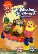 Wonder Pets!: Big Missions, Little Heroes! (DVD) at Sears.com