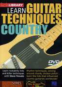 Learn Guitar Techniques: Country Albert Lee Style (DVD) at Kmart.com