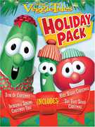 VEGGIETALES HOLIDAY GIFT PACK (DVD) at Kmart.com