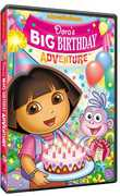 Dora the Explorer: Dora's Big Birthday Adventure (DVD) at Kmart.com