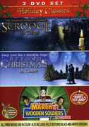 Holiday Classics: Scrooge/Beyond Christmas/March of the Wooden Soldiers (DVD) at Sears.com