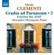 Muzio Clementi: Gradus ad Parnassum, Vol. 3 (CD) at Sears.com