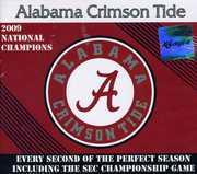 Alabama Crimson Tide Perfect Season Championship (DVD) at Kmart.com