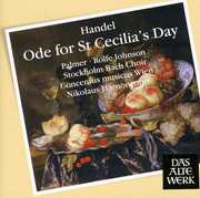 Handel: Ode for St. Cecilia's Day (CD) at Kmart.com