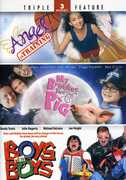 My Brother the Pig/Angel in Training/Boys Will Be Boys (DVD) at Kmart.com