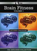 PBS Explorer Collection: Brain Fitness 1 (DVD) at Kmart.com