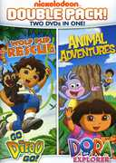 Dora the Explorer: Animal Adventures/Go Diego Go!: Wolf Pup Rescue (DVD) at Sears.com