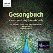 Gesangbuch: Choral Works by Edward Cowie (CD) at Sears.com