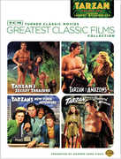 TCM Greatest Classic Films Collection: Johnny Weissmuller as Tarzan, Vol. 2 (DVD) at Sears.com