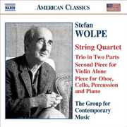 Stefan Wolpe: Chamber Music (CD) at Kmart.com